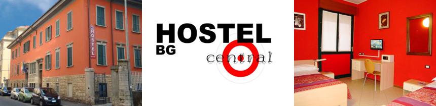 CentralHostelBG offre posti letto nel centro di Bergamo a partire da 21 euro, mentre una camera doppia nel cuore di Bergamo con bagno privato, TV satellitare e cassaforte costa 56 euro, colazione inclusa